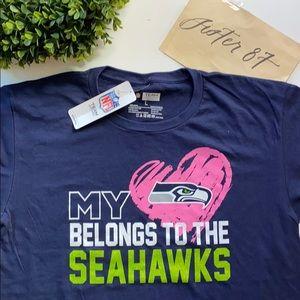 Seattle Seahawks T-Shirt - Women's